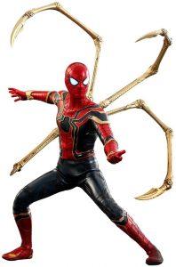 Hot Toys de Spiderman de Vengadores Infinity War - Los mejores Hot Toys de Spiderman - Figuras coleccionables de Spiderman