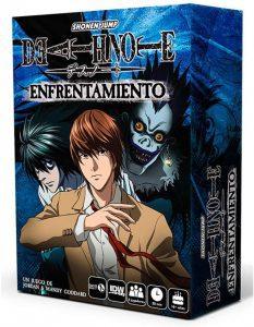 Juego de Cartas de Death Note - Figuras coleccionables de L de Death Note