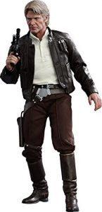 Sideshow de Han Solo Episodio VII - Los mejores Hot Toys de Han Solo - Figuras coleccionables de Han Solo de Star Wars