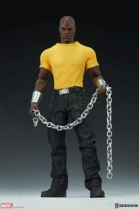 Sideshow de Luke Cage - Los mejores Hot Toys de Luke Cage - Figuras coleccionables de Luke Cage