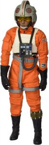 Sideshow de Luke Skywalker Piloto - Los mejores Hot Toys de Luke Skywalker - Figuras coleccionables de Luke Skywalker de Star Wars