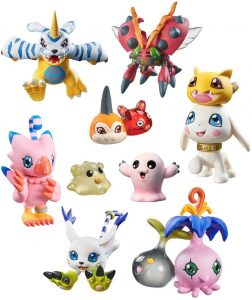 Surtido de Digimon de Megahouse - Figuras coleccionables de Digimon