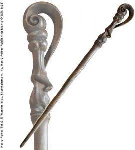 Varita de Fleur Delacour de Harry Potter de The Noble Collection - Comprar varitas de Harry Potter