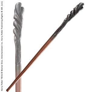 Varita de Neville Longbottom de Harry Potter de The Noble Collection - Comprar varitas de Harry Potter