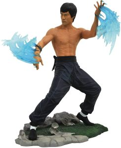 Figura Diamond de Bruce Lee con agua - Las mejores figuras Diamond de Bruce Lee - Figuras coleccionables y muñecos de Bruce Lee