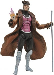 Figura Diamond de Gambito - Las mejores figuras Diamond de Gambito - Figuras coleccionables de Gambito de los X-Men