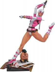 Figura Diamond de Gwenpool - Las mejores figuras Diamond de Gwenpool - Figuras coleccionables de Gwenpool de los X-Men