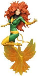 Figura Diamond de Jean Grey - Las mejores figuras Diamond de Jean Grey - Figuras coleccionables de Jean Grey de los X-Men