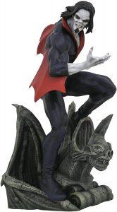 Figura Diamond de Morbius - Las mejores figuras Diamond de Morbius - Figuras coleccionables de villanos de Spiderman