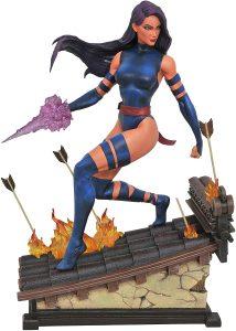 Figura Diamond de Psylocke - Las mejores figuras Diamond de Psylocke - Figuras coleccionables de Psylocke de los X-Men