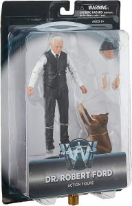 Figura Diamond de Robert Ford de Westworld - Las mejores figuras Diamond de Westworld - Figuras coleccionables y muñecos de Westworld