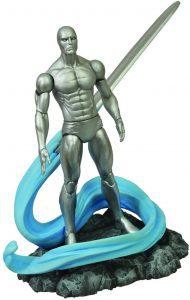Figura Diamond de Silver Surfer - Las mejores figuras Diamond de Silver Surfer - Figuras coleccionables de Silver Surfer