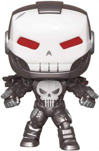 Figura Funko POP de War Machine Punisher