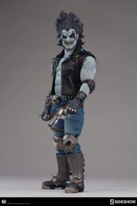 Figura Sideshow de Lobo de DC - Figuras coleccionables de Lobo