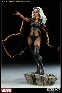 Figura Sideshow de Storm - Tormenta de los X-Men - Figuras coleccionables de Storm