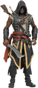Figura de Adewale de Assassin's Creed de Ubisoft - Figuras coleccionables de Assassin's Creed