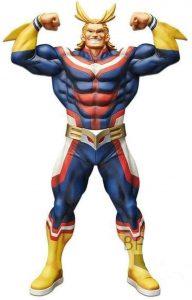 Figura de All Might de My Hero Academia de Bandai - Figuras coleccionables de All Might