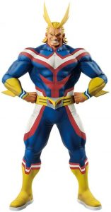 Figura de All Might de My Hero Academia de Banpresto 2 - Figuras coleccionables de All Might