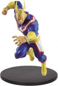Figura de All Might de My Hero Academia de Banpresto - Figuras coleccionables de All Might