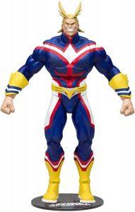 Figura de All Might de My Hero Academia de McFarlane Toys - Figuras coleccionables de All Might