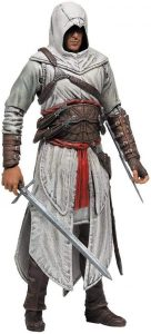 Figura de Altair de Assassin's Creed de McFarlane - Figuras coleccionables de Assassin's Creed