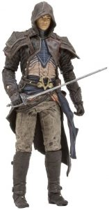 Figura de Arno Dorian de Assassin's Creed Rogue de McFarlane - Figuras coleccionables de Assassin's Creed