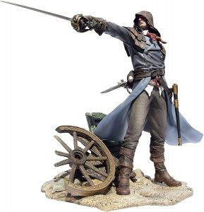 Figura de Arno de Assassin's Creed Unity de Ubisoft - Figuras coleccionables de Assassin's Creed