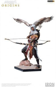 Figura de Assassin's Creed Origins de Iron Studios - Figuras coleccionables de Assassin's Creed