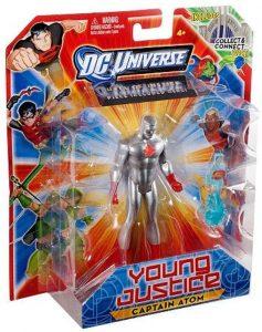 Figura de Atom de DC Universe - Figuras coleccionables de Atom