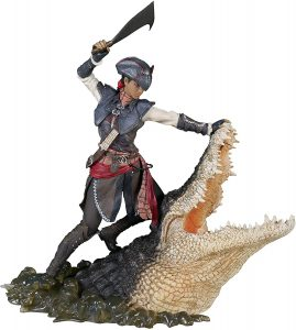 Figura de Aveline de Assassin's Creed Liberation de Ubisoft - Figuras coleccionables de Assassin's Creed