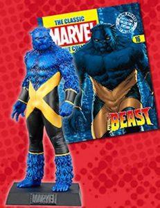 Figura de Bestia de los X-Men de Eaglemoss - Figuras coleccionables de Bestia