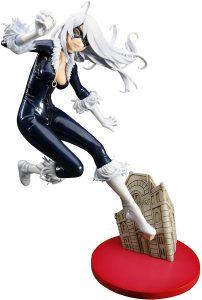 Figura de Black Cat de Kotobukiya - Figuras coleccionables de Black Cat - Gata Negra