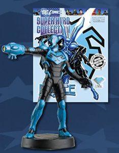 Figura de Blue Beetle de DC Comics Super Hero 2 - Figuras coleccionables de Blue Beetle