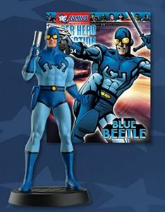 Figura de Blue Beetle de DC Comics Super Hero - Figuras coleccionables de Blue Beetle
