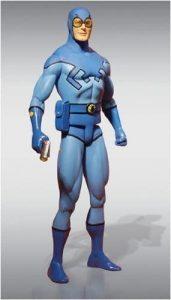 Figura de Blue Beetle de DC Direct - Figuras coleccionables de Blue Beetle