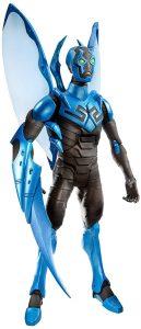 Figura de Blue Beetle de Mattel - Figuras coleccionables de Blue Beetle