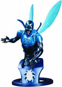 Figura de Blue Beetle de busto de DC Collectibles - Figuras coleccionables de Blue Beetle