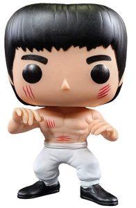 Figura de Bruce Lee de FUNKO POP - Figuras coleccionables y muñecos de Bruce Lee