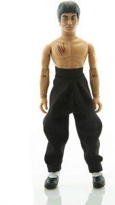 Figura de Bruce Lee de Mego - Figuras coleccionables y muñecos de Bruce Lee