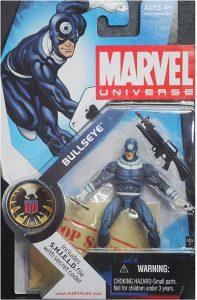 Figura de Bullseye de Marvel Universe - Figuras coleccionables de Bullseye