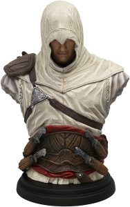 Figura de Busto de Altaïr de Assassin's Creed de Ubisoft - Figuras coleccionables de Assassin's Creed
