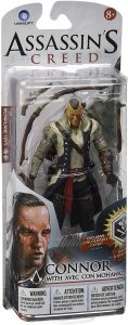 Figura de Connor de Assassin's Creed Rogue de McFarlane - Figuras coleccionables de Assassin's Creed