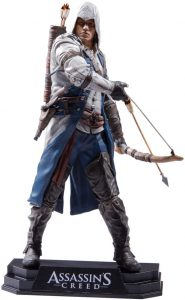 Figura de Connor de Assassin's Creed de McFarlane - Figuras coleccionables de Assassin's CreedFigura de Connor de Assassin's Creed de McFarlane - Figuras coleccionables de Assassin's Creed