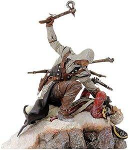 Figura de Connor de Assassin's Creed de Ubisoft - Figuras coleccionables de Assassin's Creed