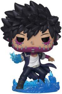 Figura de Dabi de My Hero Academia de FUNKO POP - Figuras coleccionables de Dabi