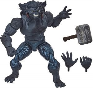 Figura de Dark Beast de los X-Men de Marvel Legends Series - Figuras coleccionables de Bestia