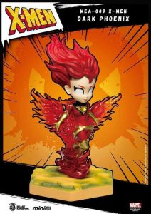 Figura de Dark Phoenix de los X-Men de Beast Kingdom - Figuras coleccionables de Dark Phoenix