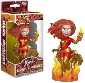 Figura de Dark Phoenix de los X-Men de Rock Candy - Figuras coleccionables de Dark Phoenix