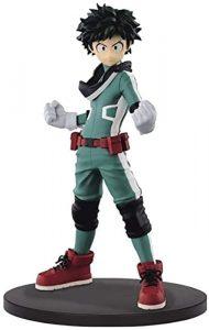 Figura de Deku - Izuku Midoriya de My Hero Academia de Banpresto 3 - Figuras coleccionables de Deku