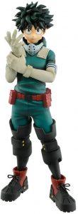 Figura de Deku - Izuku Midoriya de My Hero Academia de Banpresto - Figuras coleccionables de Deku
